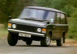 [vidéo] 40 ans de Range Rover
