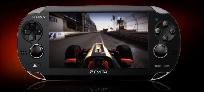 F1 2011 : le test sur PSVita
