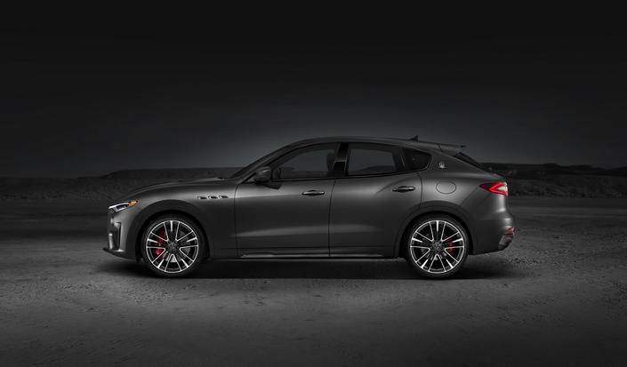 Salon de New York 2018 : Maserati dévoile le Levante Trofeo