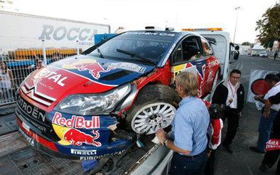 WRC Tour de Corse Jour1 : Loeb répète ses gammes