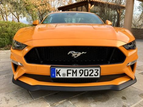 Essai vidéo – Ford Mustang restylée (2018) : viscéralement attachante