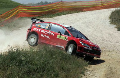 WRC Acropole 1ère étape: 6 hommes pour une victoire