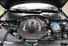 Audi RS6 Avant : en avant-première, les photos de l'essai