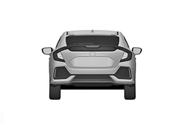 Surprise : la nouvelle Honda Civic se montre