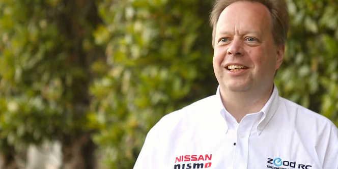 Le départ d'Andy Palmer dû au refus de Nissan d'investir dans Aston Martin ?