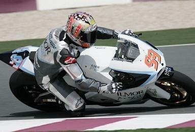 Moto GP: Retrait Ilmor: Surprise de déception chez McWilliams