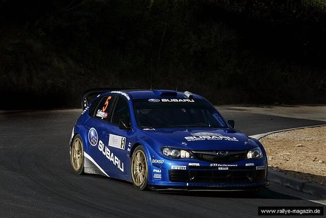 WRC Tour de Corse Jour 2 : Loeb sur son île