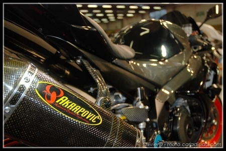 PTS 2009 en direct : Suzuki GSX-R 1000 Pack carbone