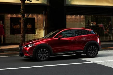 Salon de New York 2018 : léger restylage pour le Mazda CX-3