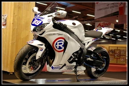 PTS 2009 en direct : Center Bike s'attaque à la Honda CBR 1000RR
