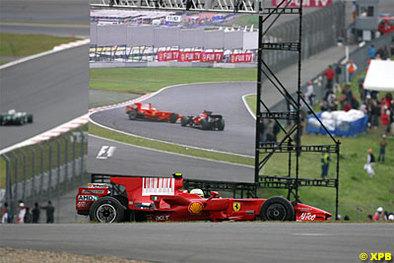 Formule 1 - Japon: Bourdais taille Massa