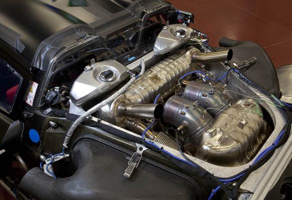 La future Porsche 918 Spyder surprise en test...