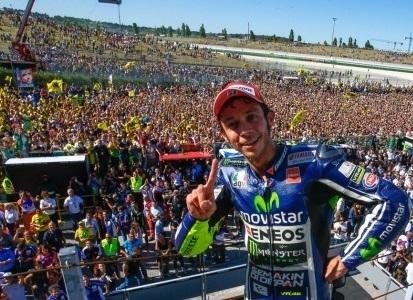 Moto GP - Grand Prix de San Marin: Rossi triomphe et tout le monde y gagne