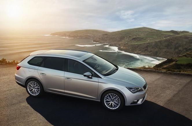 Seat lance la série limitée Leon ST Premium à partir de 26170 €