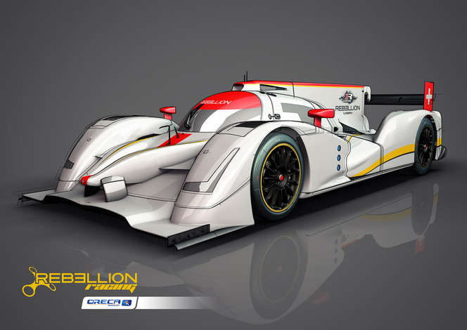 Rebellion Racing choisit Oreca