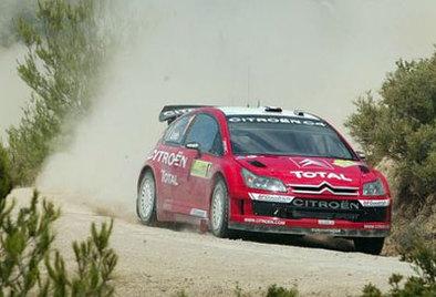 WRC Grèce 2eme étape: l'écrémage