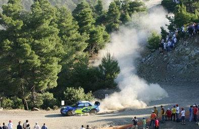 WRC Grèce: Zeus est finlandais
