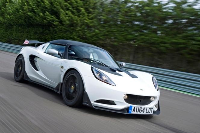 Lotus présente sa nouvelle Elise S Cup