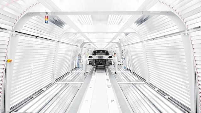 Porsche: un bonus de 8911€ pour les employés