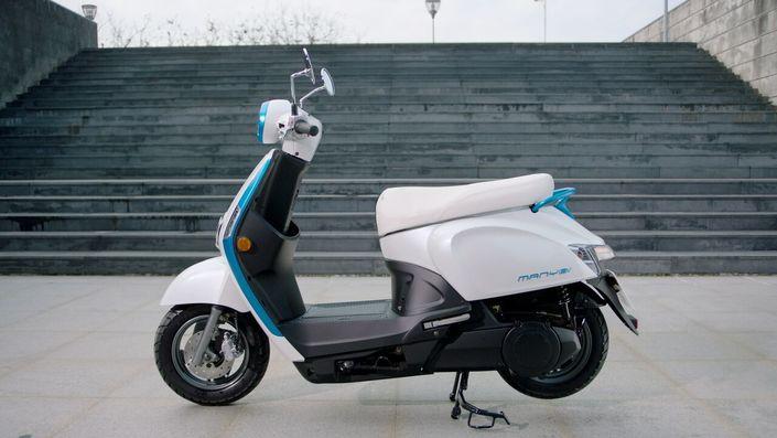kymco lancement de ionex un scooter lectrique. Black Bedroom Furniture Sets. Home Design Ideas