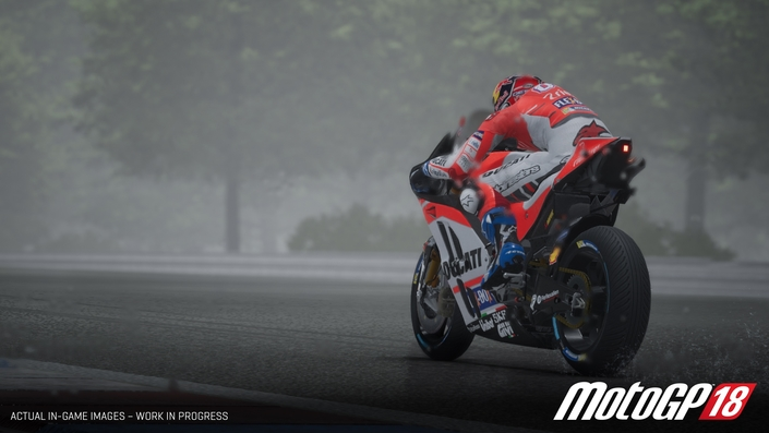 Jeu vidéo: MotoGP 2018, sortie prévue en juin (teaser)