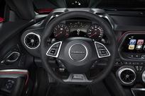 Chevrolet dévoile la Camaro ZL1