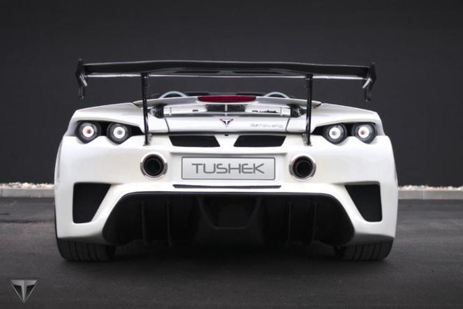 Voici la Tushek Renovatio T500 (+1 vidéo)