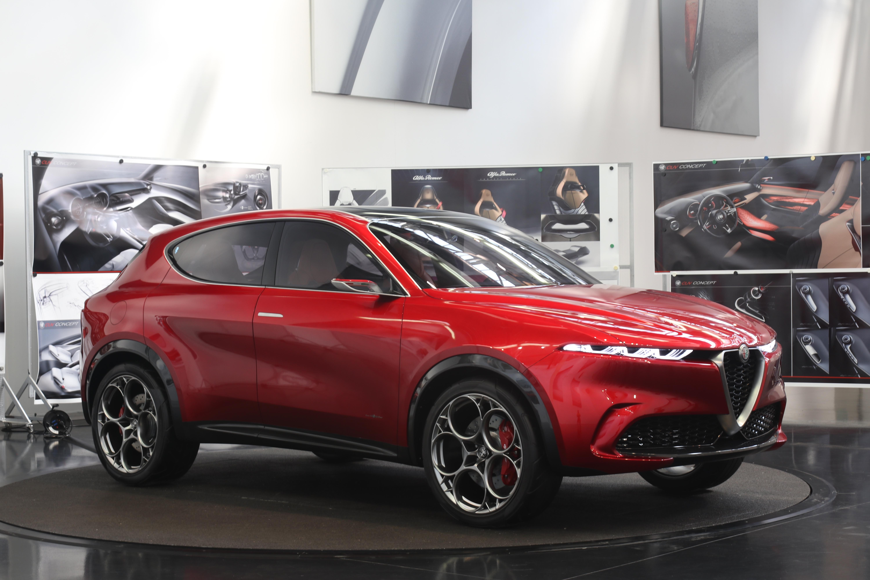 Alfa Romeo Tonale Concept : réalité future proche ...
