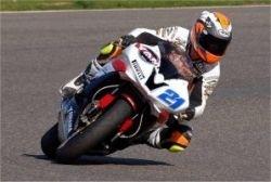 SuperSport: Arnaud Vincent a tourné à Valence