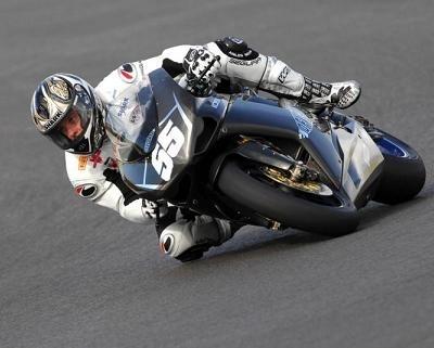 Superbike -Ducati: Régis Laconi blessé et heureux