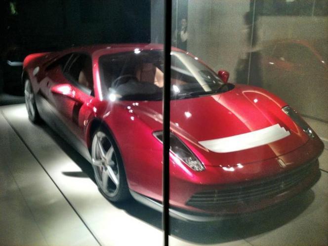 Une nouvelle Ferrari spéciale pour Eric Clapton ?