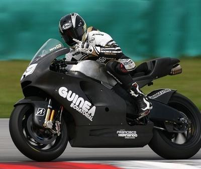 Moto GP - Ducati: Gibernau rattrapé par ses soucis physiques