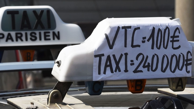 Conflit taxis-VTC: enfin une solution viable?