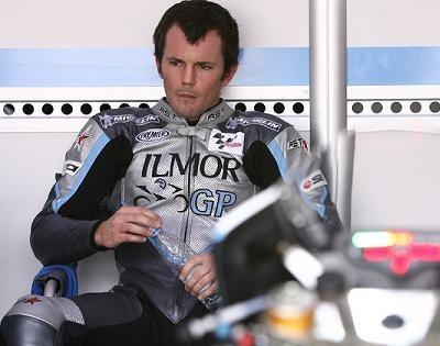 Moto GP: Retrait Ilmor: Andrew Pitt, anéanti