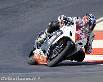 Superbike - Suzuki: Muggeridge et Celani commenceront directement par la compétition