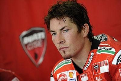 """Moto GP - Ducati: Hayden, """"yes he can"""" ?"""