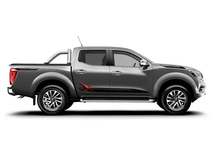 Pick-up Nissan Navara: une gamme remaniée et une nouvelle série limitée