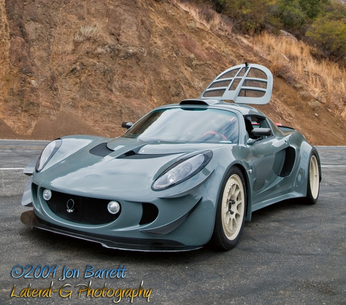 Lotus Exige Twincharged : Fromage Et Dessert