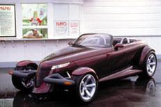 Chrysler redessine son bureau design