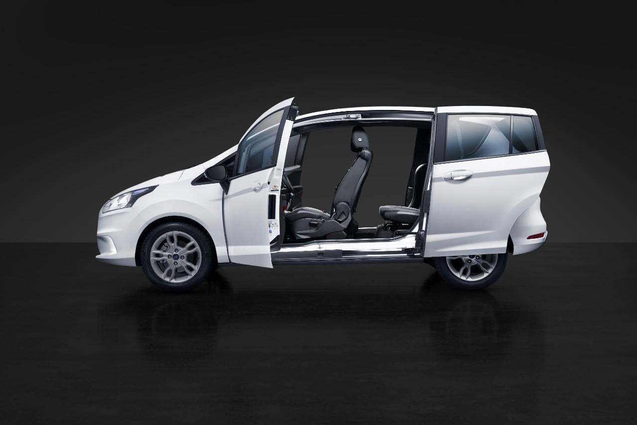 ford s rie sp ciale et nouveau moteur essence pour le b max. Black Bedroom Furniture Sets. Home Design Ideas