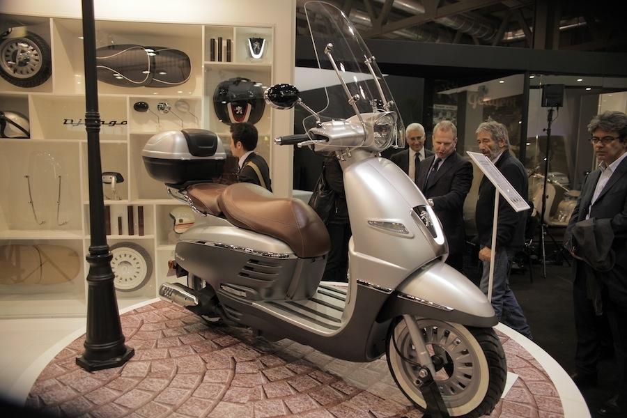 Peugeot Django 125 : les tarifs à la loupe !