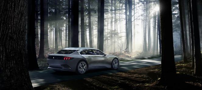 Mondial de Paris 2014 - Concept Peugeot Exalt: le plein de photos