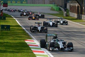 GP F1 d'Italie - Hamilton était vraiment le plus rapide