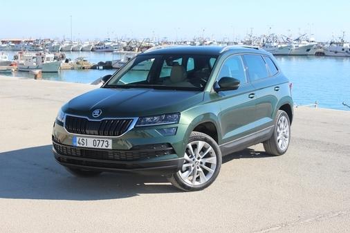 En France, les deux tiers des ventes du Skoda Karoq sont réalisées avec des blocs essence. Une valeur inimaginable hier pour un SUV.