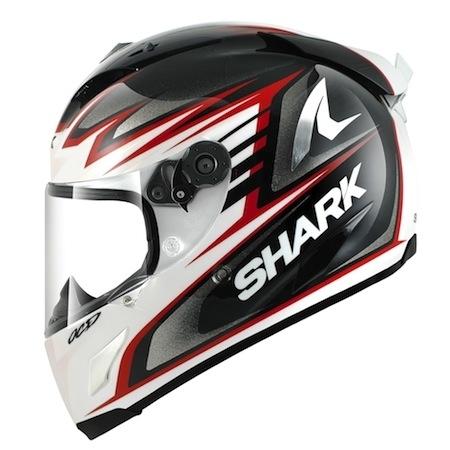 Du nouveau 100% racing chez Shark: le Race-R Pro.