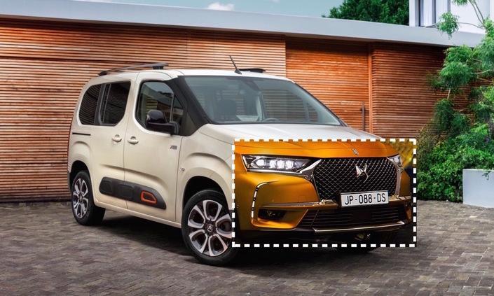 Ce nouveau modèle serait une sorte de croisement entre un Berlingo et un DS7 Crossback !