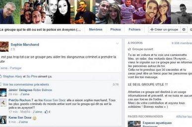 Inédit : 15 membres d'une page Facebook anti-radar attaqués en justice