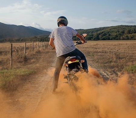 Ducati Scrambler: petit bout... par petit bout...