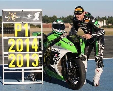 FSBK: nouveau titre pour Kawasaki qui met le turbo!