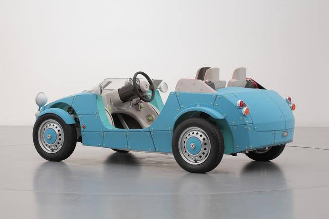 Salon du jouet de Tokyo 2013 - Toyota présente le concept Camatte57s